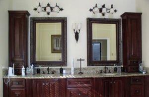 Double Vanities & Mirrors Orland Park