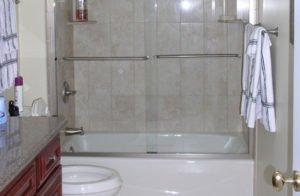 bathroom remodel in Oak Brook