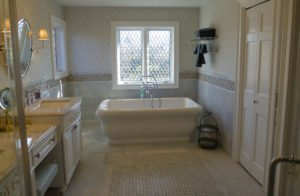 Luvury bathroom remodel