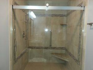 bathroom remodel Castevens Builders