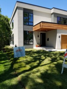 Naperville Contempory house remodeling