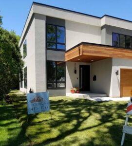 Custom Modern Style Home