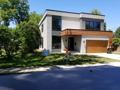 Contempory Style Home